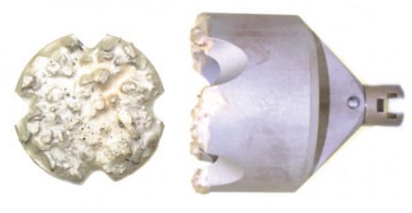 Hartmetallwerkzeug mit Kupplung 16 - 32 mm, Ø 20 - 125 mm
