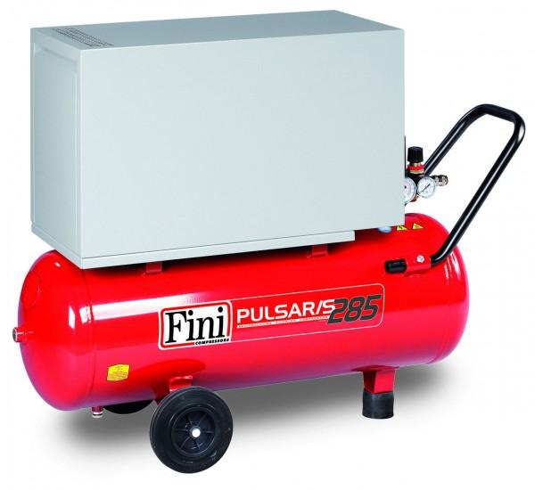 Fini Kompressor schallgedämmt SILENT PULSAR direktgetrieben 18 oder 22 kW