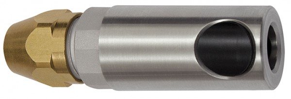 Pushbutton safety coupling I.D. 6, ISO 6150 C, Hose 8x6 - 10x8