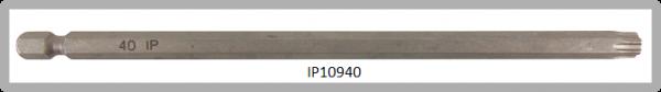 """Vessel Industriebit für Torx-Plus-Schrauben POWER BIT 1/4"""" HEX E6.3  IP 40 X Ø7.0 X 152(mm)"""