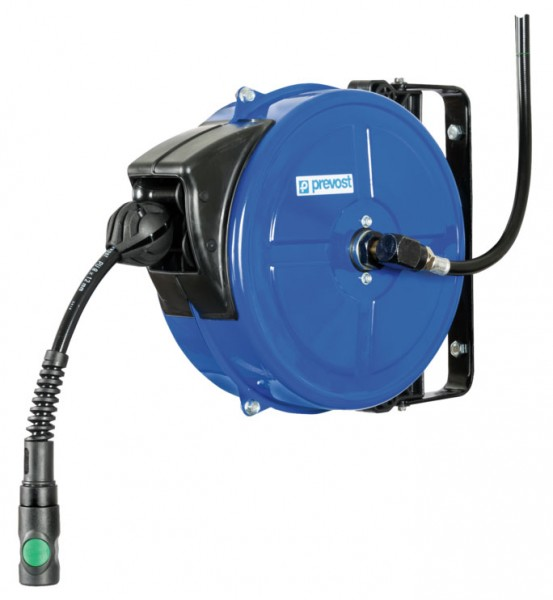Prevost hose reel DMF 0810ES, 10 m