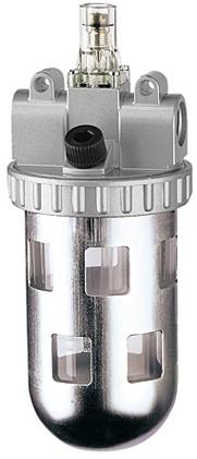 Nebelöler »Standard« mit PC-Behälter und Schutzkorb, BG 2, G 3/8