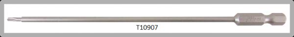 """Vessel Industriebit für Torx-Schrauben POWER BIT 1/4"""" HEX E6.3  TX 7 X Ø3.18 X 152 (mm)"""
