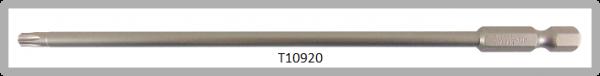 """Vessel Industriebit für Torx-Schrauben POWER BIT 1/4"""" HEX E6.3  TX 20 X Ø4.37 X 152 (mm)"""