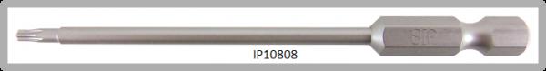 """Vessel Industriebit für Torx-Plus-Schrauben POWER BIT 1/4"""" HEX E6.3  IP 8 X Ø3.18 X 90 (mm)"""
