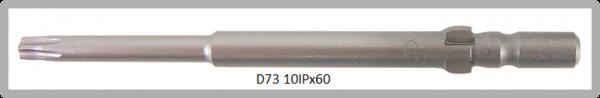 Vessel Industriebit für Torx-Plus-Schrauben WING SHANK BIT Ø4mm 10IP X Ø3.0 X 20 X 60 (mm)