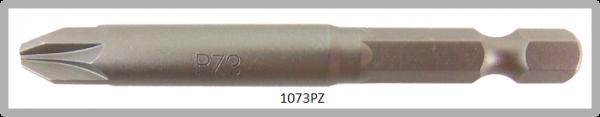 """Vessel Industriebit für Pozidriv-Schrauben POWER BIT 1/4"""" HEX E6.3  PZ 3 X Ø8.0 X 70 (mm)"""