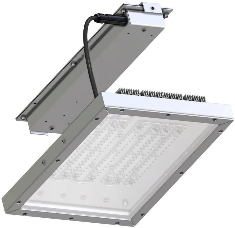 LED high bay spotlight HML-050 Midpower for smaller halls > 5m high