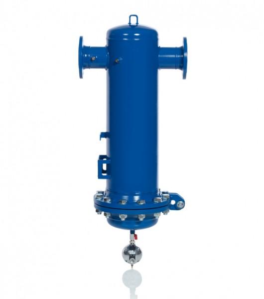 KSI ECOCLEAN® Flanschfilter bis 14.000 m³/h