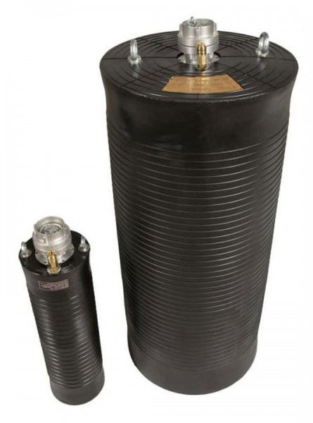 Pipe test plugs with bypass system 35 - 2200 mm