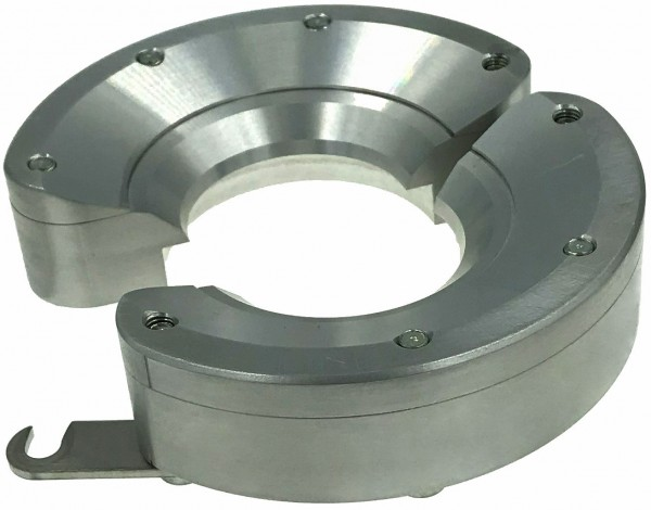 Ringdüse teilbar Edelstahl 10 - 200 mm Durchmesser