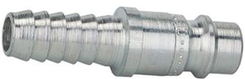 Einstecktülle, NW 7,2 - NW 7,8, Stahl gehärtet/verz., Tülle LW 6 - 13