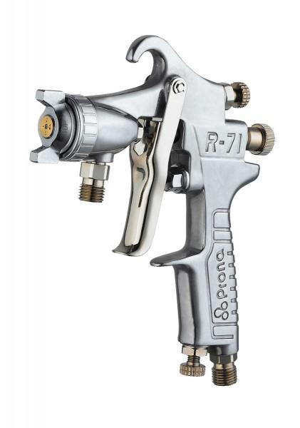 Set Farbspritz Luftpistole Prona GR-71E