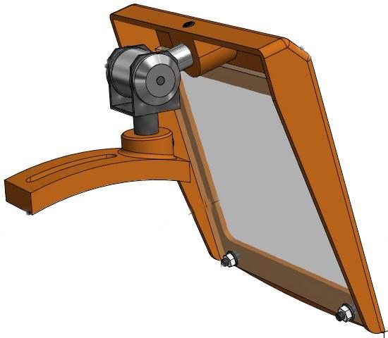 Schutzeinrichtung für Schleifmaschinen MO1