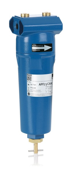 KSI ECOCLEAN® Molecular sieve cartridge filters MSK