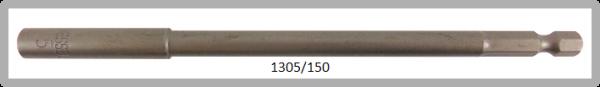 """10 Stück  Vessel HEX Steckschlüssel POWER BIT 1/4"""" HEX E6.3  A/F 5.0 X Ø8.5 X 150 (mm)"""