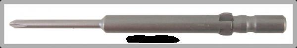 10 Stück Vessel Industriebit Phillips-Schrauben WING SHANK BIT Ø 4 mm PH 0 x Ø 2,0 x 20 x 40 (mm)
