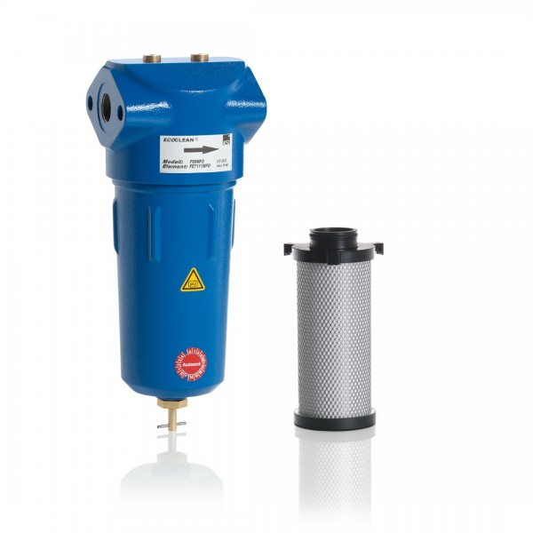 Set water & particle separator + oil separator incl. connection